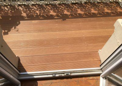 Erstellen von Holz- und WPC Terrassen (4)