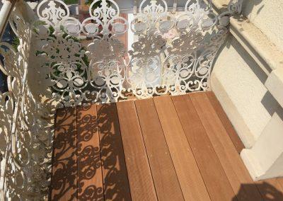 Erstellen von Holz- und WPC Terrassen (5)